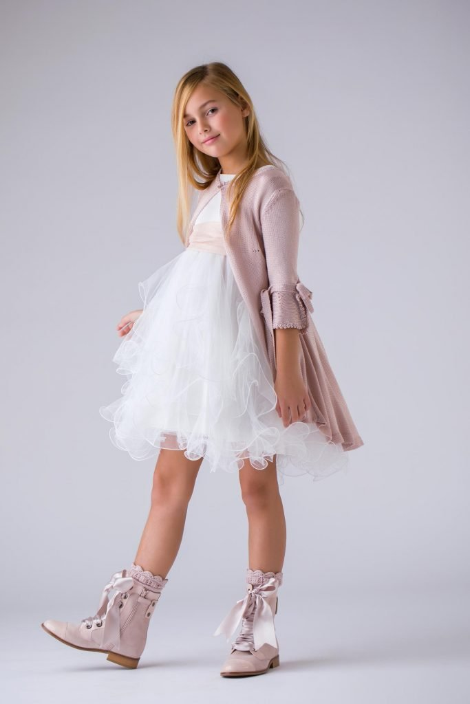 Vestido Agatha Blanco