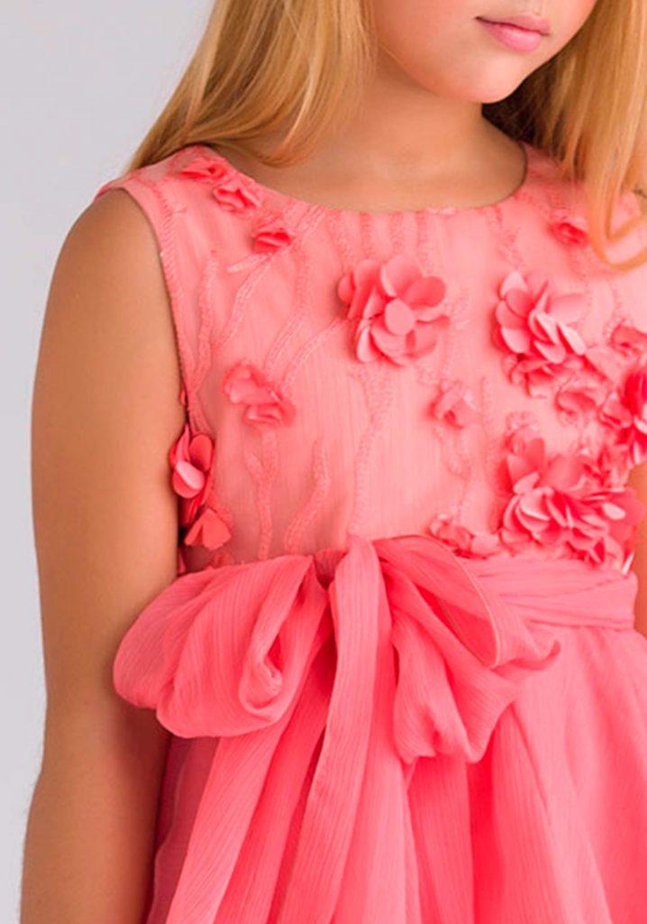 Vestido de niña Hortensia Maeso