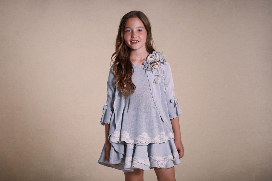 Vestidos de niña 2020 Hortensia Maeso