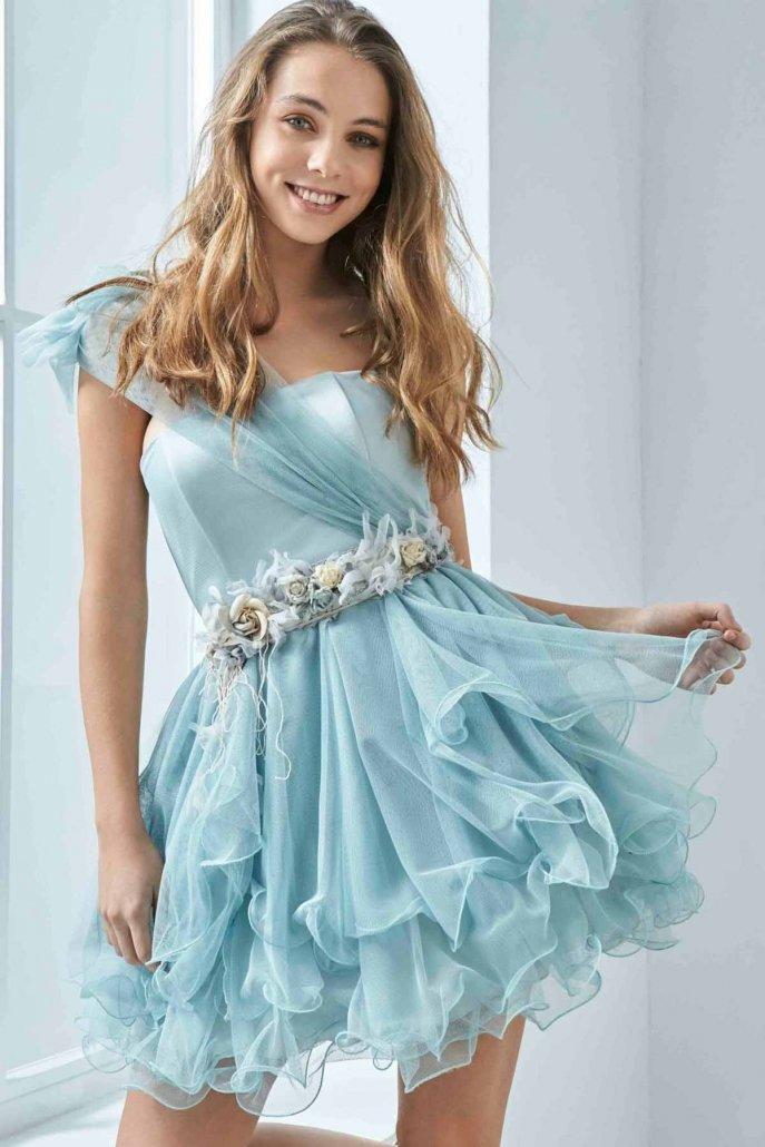 Vestidos de Fiesta Victoria - Nuevo Proyecto de Vicky