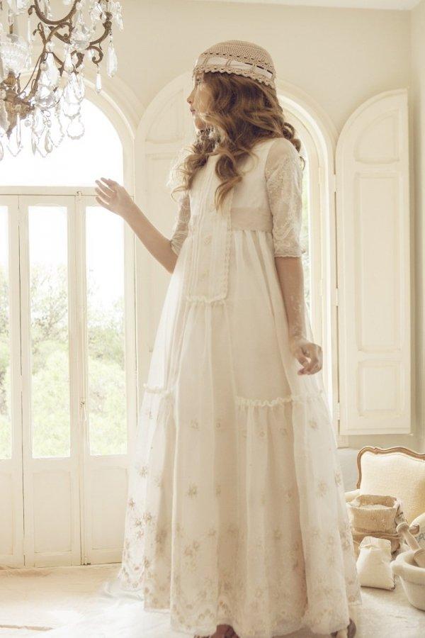 Vestido Almudena de comunión