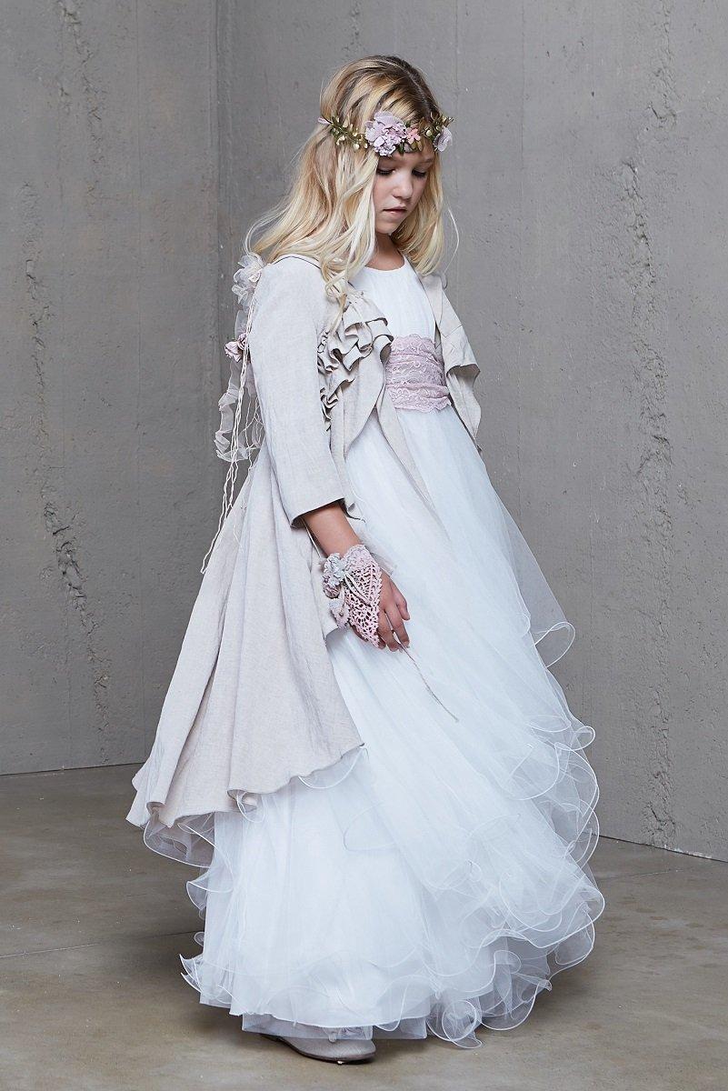 Vestido Blanca de comunión