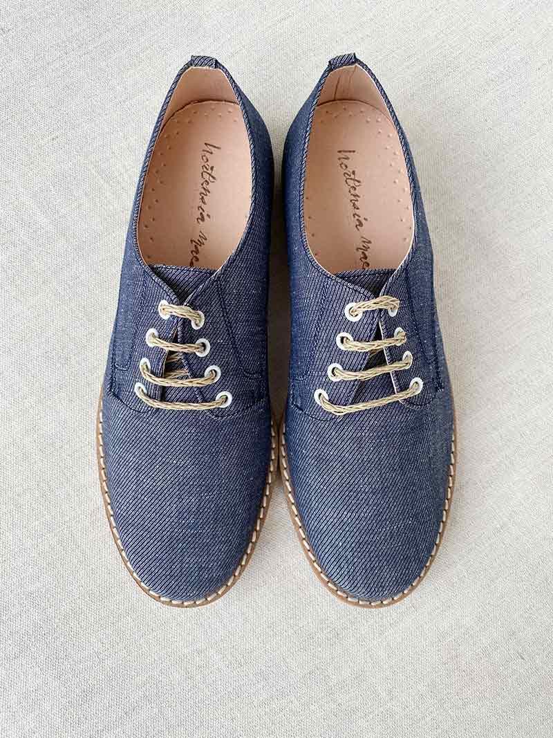 zapatos de comunión niño