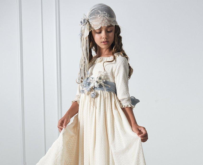 vestidos comunión 2021