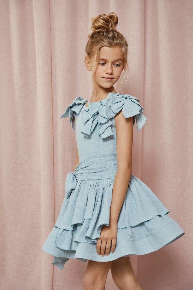 Vestido de ceremoia niña