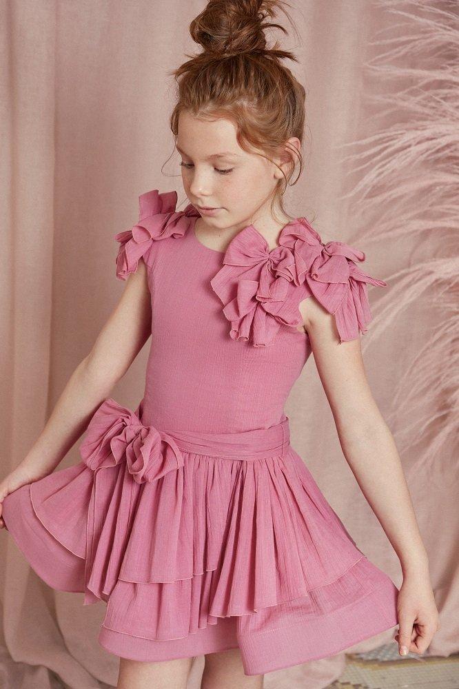 Vestidos ceremoia niña